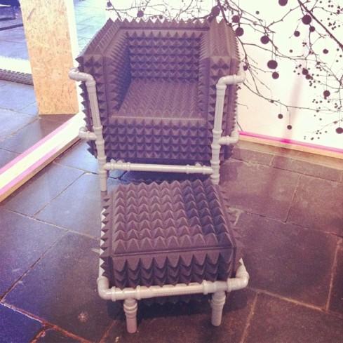 Chair by Jeder Quadratmeter Du.