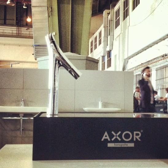 Axor Starck Organic by Philippe Starck.