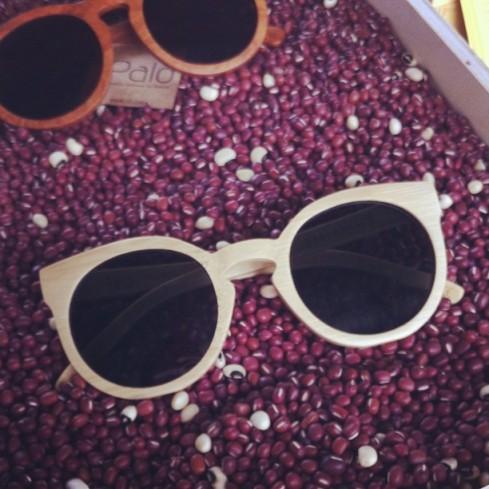 Wooden Eyewear by Palo.