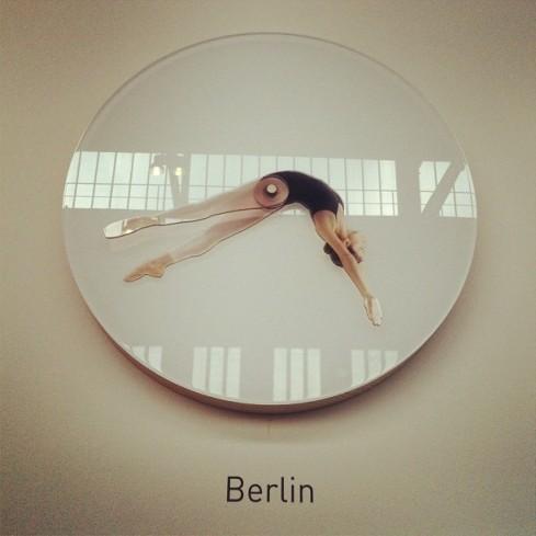 Time is Dancing by Meike Harde.