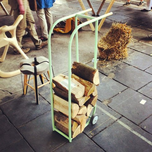 Trolley Logger by Aleksandra Mohr.
